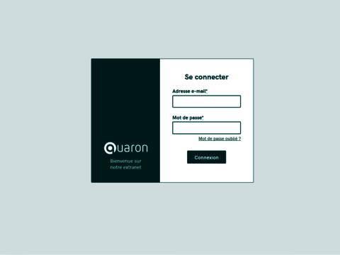 EXTRANET QUARON : Télécharger vos documents
