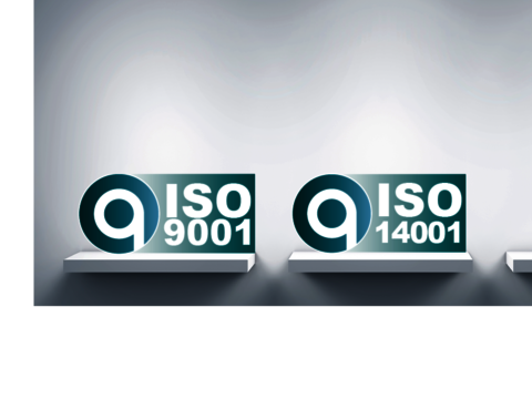 Certification ISO 9001 & ISO 14001 versions 2015
